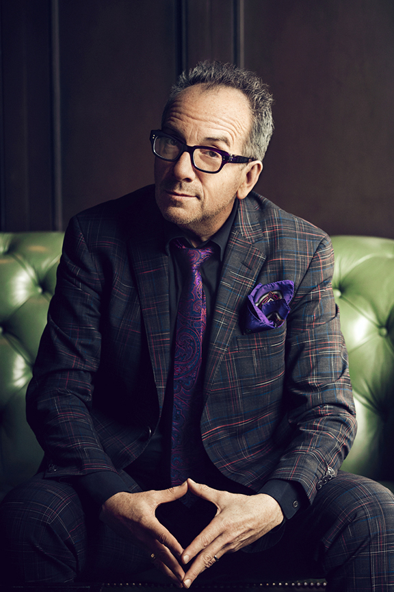 Elvis Costello ©Elisabeth Caren
