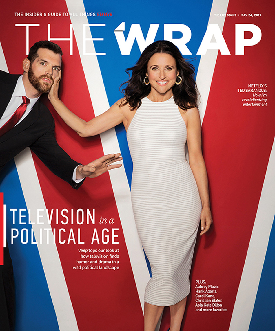 Veep - The Wrap ©Elisabeth Caren