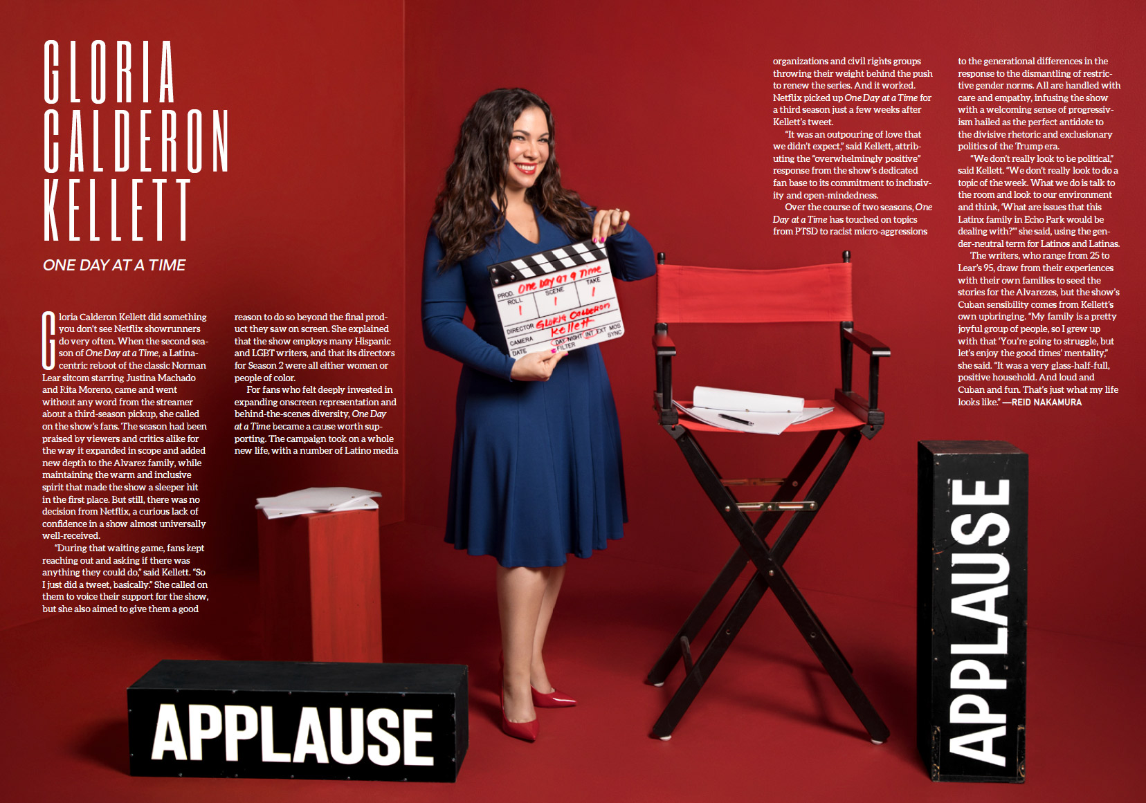 GLORIA-CALDERON-THE-WRAP-tear-sheet