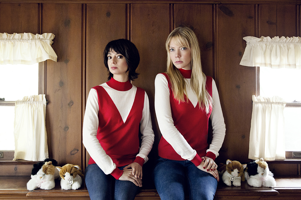 Garfunkel and Oates Elle