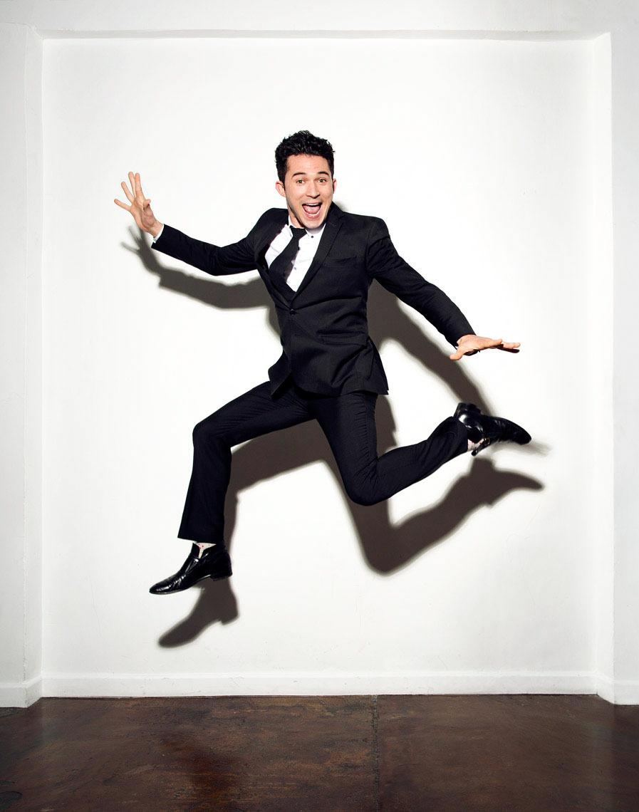 Justin Willman  © Elisabeth Caren